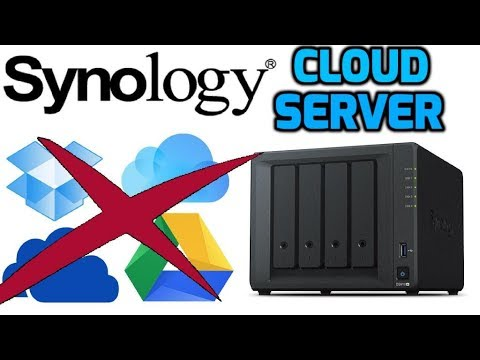 Synology Cloud Station Server - Never Pay for Google Drive, iCloud,  Dropbox, OneDrive