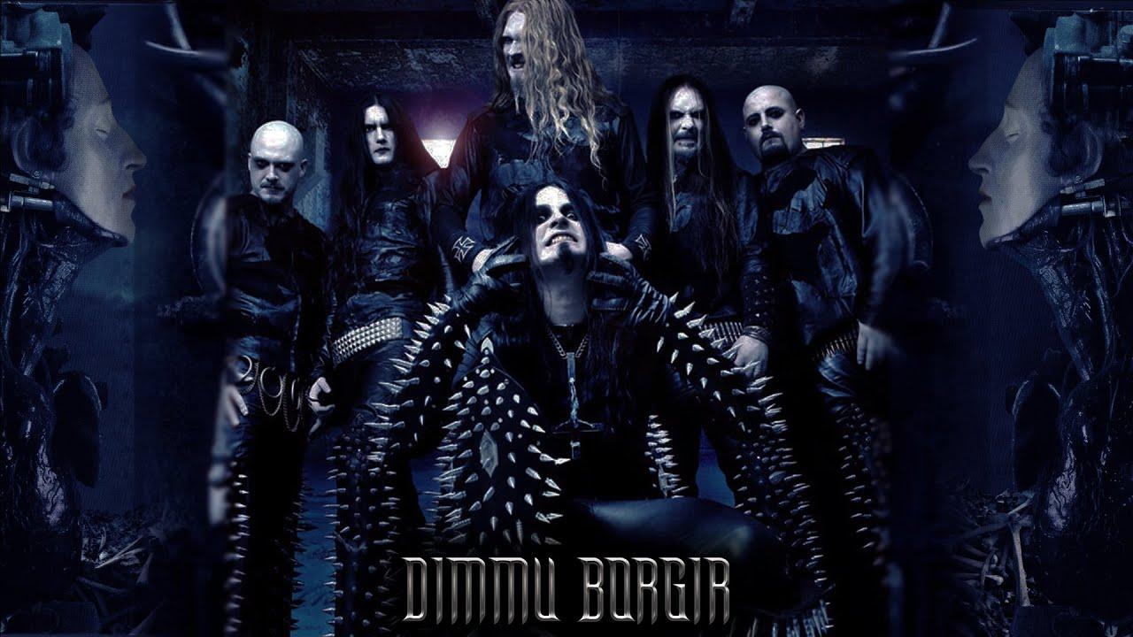 Dimmu Borgir - Puritania (The Enigma TNG Remix | Cover) [w/ lyrics]