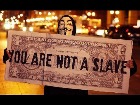 Modern Slavery - Fantasy of Freedom