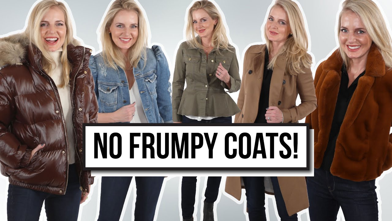 The Top 7 Must Have Winter Coats and Jackets for 2020   Puffers, Wool Coats, Light Jackets