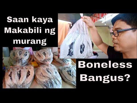 Dagupan Boneless Bangus,Magkanu Kaya?
