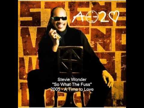 Stevie Wonder   So What The Fuss 360p