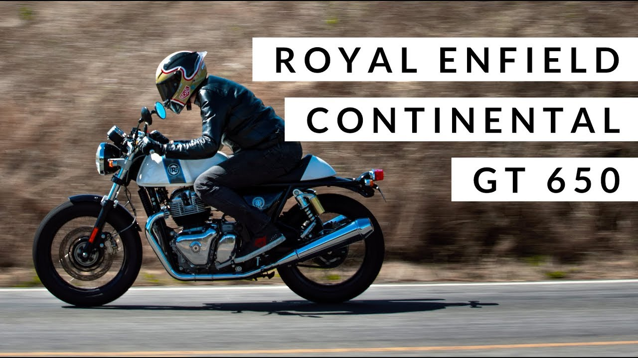 Royal Enfield Continental Gt 650 2019 First Impressions Review