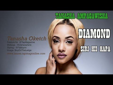 TANASHA AMVURUGA DIAMOND MJUE HAPA ZAIDI thumbnail