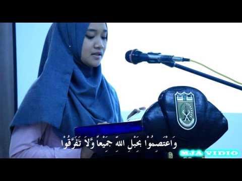 SURAH Ali Imran :102 -103 سورة آل عمران  Mifta Arif