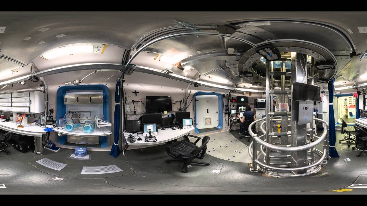 astronaut space habitat - photo #4