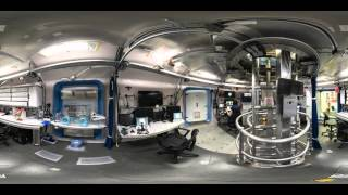 360 View: See Inside Habitat Simulating Deep Space Mission for Astronauts