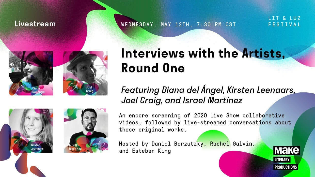 Interviews with the Artists, Round One