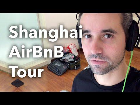 Shanghai AirBnB Tour