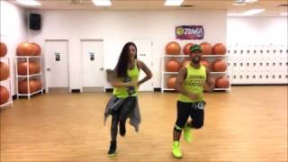 Zumba® with LO - *Bailando Salsa Remix / Travis Algarin*