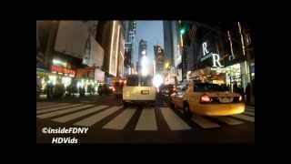 FDNY HD - Ride Along with Engine 54 on another EMS - 11/12