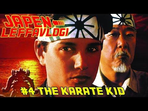 Japen leffavlogi #4 - The Karate Kid (1984)