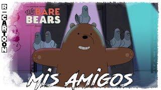 Escandalosos - Palomas (T3E31) 🎵 Mis Amigos 🎵 |Audio Latino|
