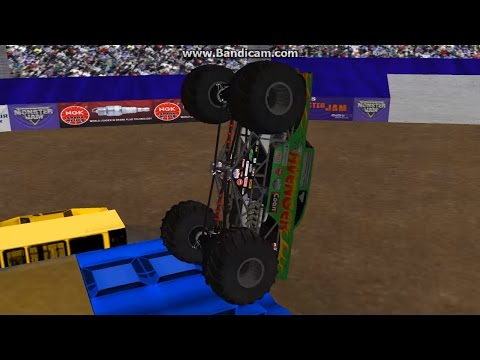 27 Truck Freestyle at MS Metroplex +more (sim-monsters/ROR)