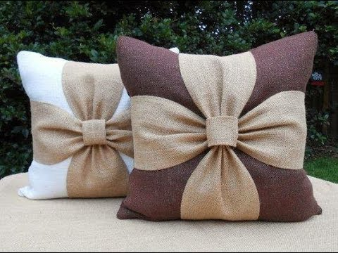 Beautiful Flower Cushion Cover In Hindi Cutting And Stitching DIY Extraordinary How To Stitch Pillow Cover In Hindi