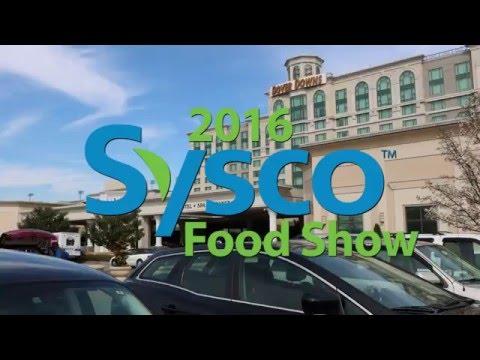 2016 Sysco Food Show