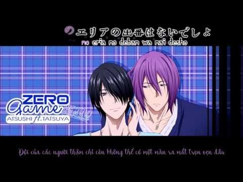 [Kuroko no Basket] [Vietsub Character Song] Zero Game – Murasakibara Atsushi & Himuro Tatsuya