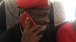 BOBI WINE: Nina hofu na serikali ya Uganda ila ni nyumbani