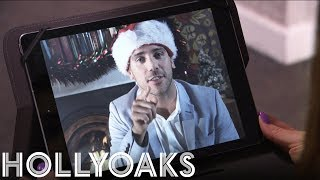 Hollyoaks: A Video Call From Adam
