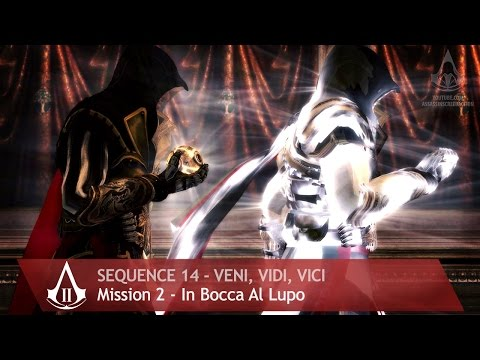 Assassin's Creed: The Ezio Collection - AC2 - Sequence 14 - In Bocca Al Lupo