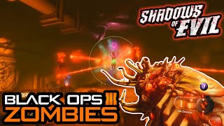 "Black Ops 3 ZOMBIES ""Shadows Of Evil"" - Easter Egg Gameplay Walkthrough! (BO3 Zombies)"