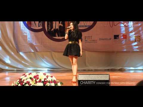 Annita   CHARITY CONCERT FOR PATIENT WITH EPILEPSY   By Muanson Media