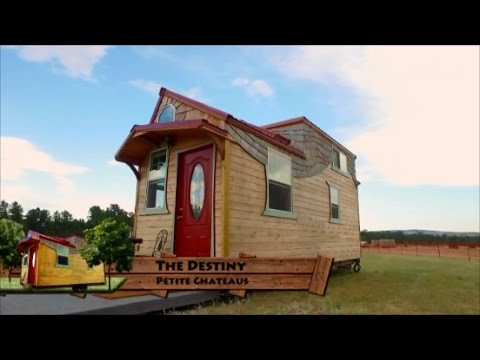 Destiny With The Hgtv National Tiny House Jamboree Special