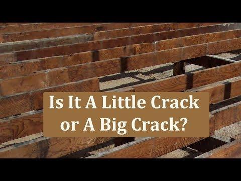How To Repair Cracked Floor Joist – Building Repairs