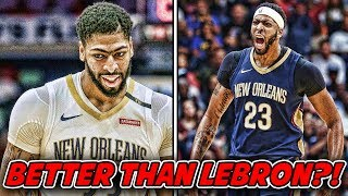 Anthony Davis Might be Better than LeBron! The Difference Between Kawhi Leonard & DeMar DeRozan!