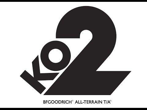 BFGoodrich All-Terrain T/A KO2商品説明