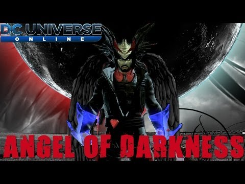 "DCUO - Angel of Darkness ""Sorcery Montage"""