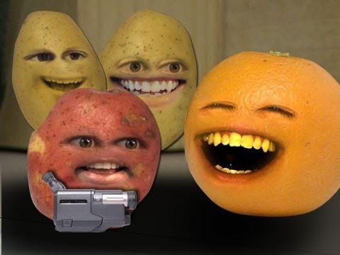 Annoying Orange – YouTubers