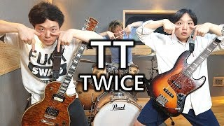 """TWICE(트와이스) """"TT"""" [Band Cover by Mighty Rocksters]"""
