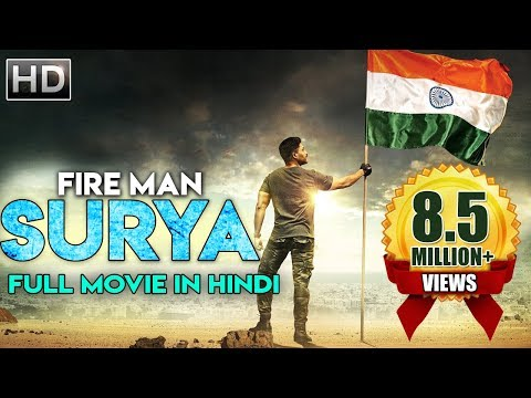 Fire Man SURYA (Neruppu Da) | Latest South...