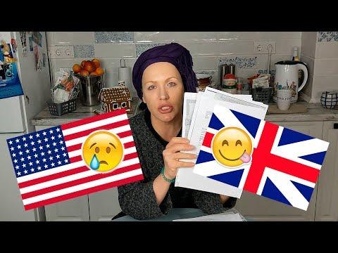 мне ОТКАЗАЛИ в ВИЗЕ в АМЕРИКУ! Как ПОЛУЧИТЬ визу в Великобританию!