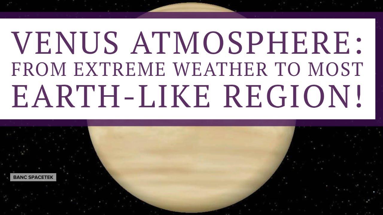 venus atmosphere facts - 1280×720