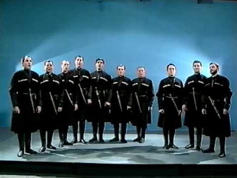 Georgian Polyphonic Singing