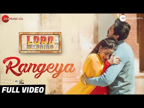 Rangeya - Full Video | Load Wedding | Fahad Mustafa & Mehwish Hayat | Shani A | Mulazim H & Missal Z