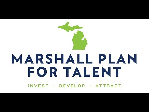 Michigan CEOs: We Support The Marshall Plan For Talent