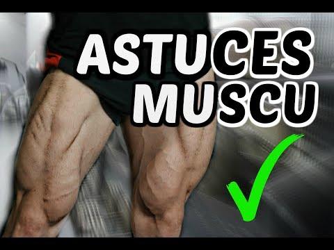 MES 5 ASTUCES EFFICACES POUR SE MUSCLER (Cuisses!)