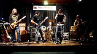 Quince Jelly - Crazy Mama  / Live Noyer Le Val 09/10/2010
