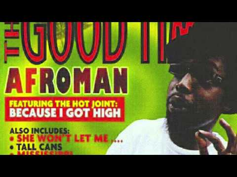 Afroman - Check out my Website (*INSANE* Guitar riff)