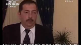 """Udvarhelyi Maffia"" (Duna Tv Interwiew) [ part.1/2 ]"