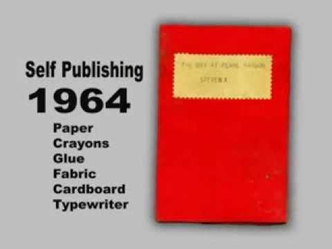 Self Publishing 1964 -Maude Trevvett Elementary School- Richmond,Va
