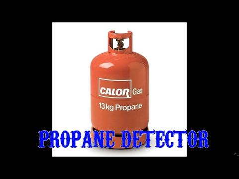 Portable Propane Detector | DIY Smartphone Gadget