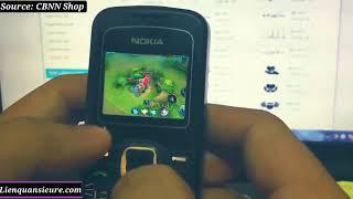 ROV เล่นบน Android Nokia 1280
