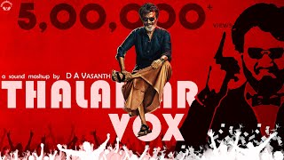 Super Star Vox | Thalaivar Vox | D A Vasanth | Sathish | Isaipettai