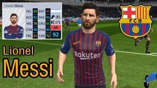 Lionel Messi • Skills & Goals • Dream League Soccer 2019
