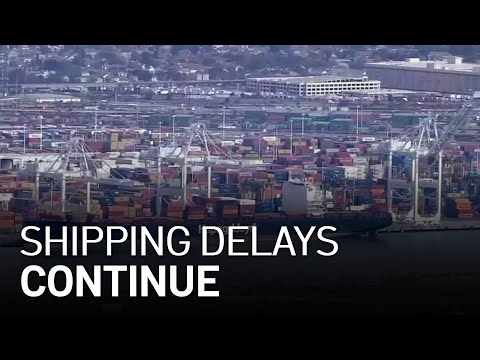 Port of Oakland Could Help Ease Backup of Cargo Ships Waiting Offshore