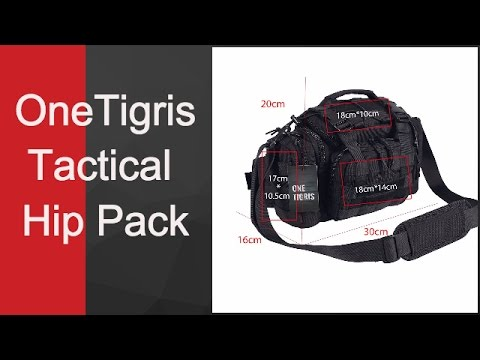 Tigris ONE Tactical Hip Pack Review